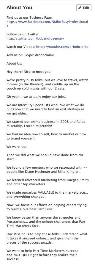 marketing on facebook image