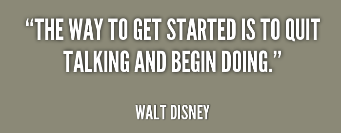 disney quote on productivity