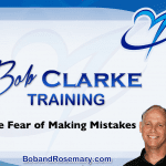 mistakes training