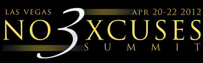 no excuses summit banner