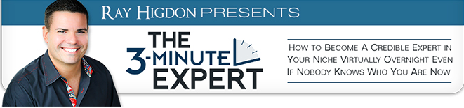 3 minute expert graphic