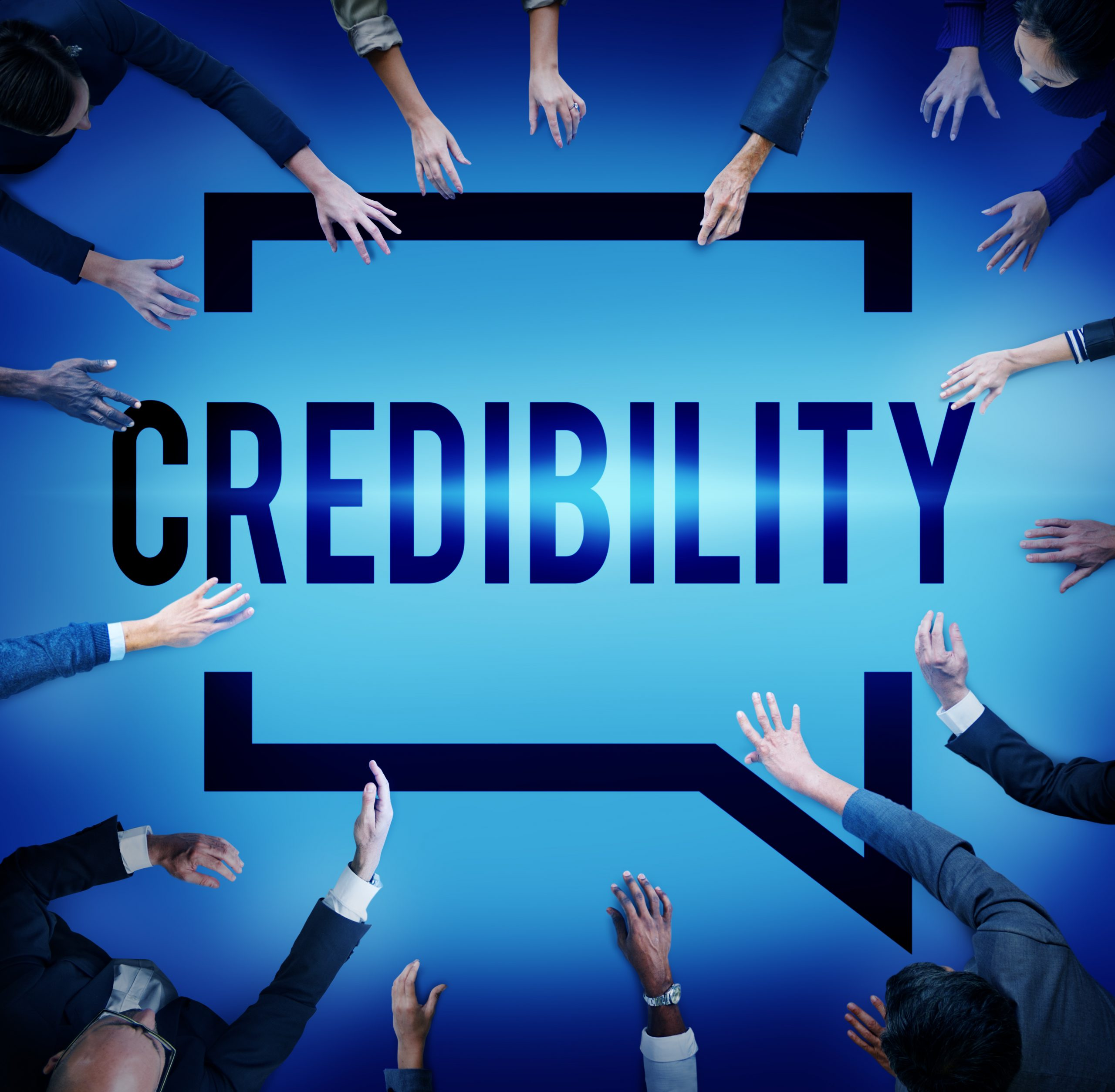 Establishing Credibility Online… Or Why No One Seems To Be Listening To You