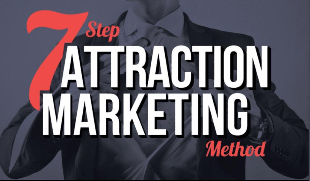 attraction marketing method