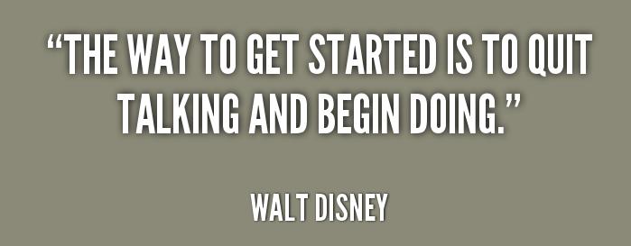 disney quote on productivity