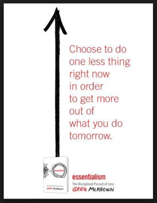 essentialism quote 2