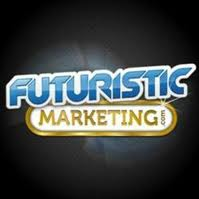 futuristic marketing image