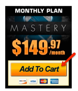 mastery monthly buy button