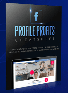 Is Your Facebook Profile Optimized For Leads and Sales?