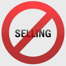 selling in network marketing sign
