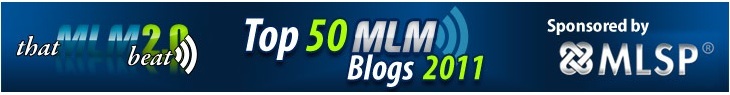 top 50 mlm blog contest